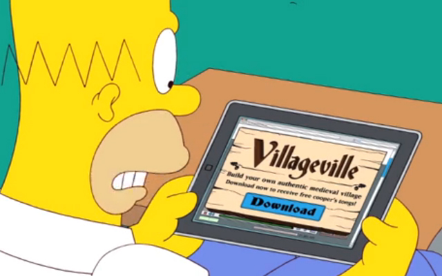 villageville-simpsons
