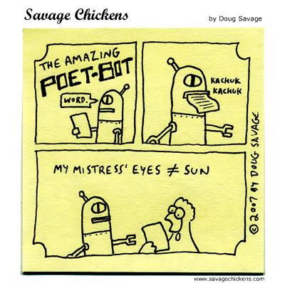 chickenpoetbot